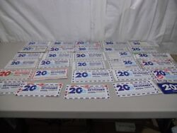 Lot Of 30- 20 Off Bed Bath And Beyond Coupons- Expired