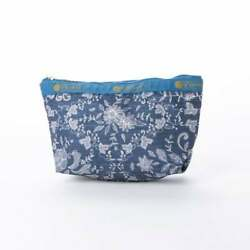 Japan Only LeSportsac Small Sloan Cosmetic Floral Race Amulet Access $67.55