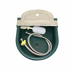 Youmu Automatic Water Bowl Plastic Livestock Waterer For Horse Cattle Goat Sh...