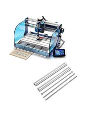 Sainsmart Genmitsu Cnc Router Machine 3018-prover Kit + 3018 Y-axis Extension...