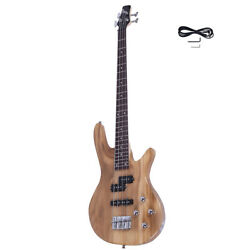Wood Colors 34 Exquisite Stylish Ib Bass With Power Line And Wrench Tool