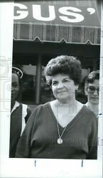 1986 Photo Businesswoman Sophie Kontaxis To Appear In Money Today Magazine 5x8