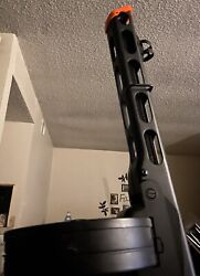 6mm Airsoft Ppsh-41 Steel Bodied Electric Blow Back Ebb Airsoft Aeg Submachine