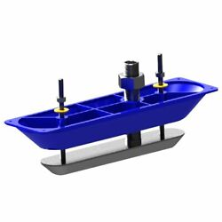 Navico Structurescanandtradehd Sonar Stainless Steel Thru-hull Transducer Single 0...