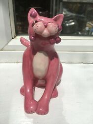 Amy Lacombe Pink Cat 2004