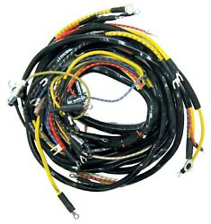 Main Engine Wiring Harness 1951 Ford Station Wagon 8 Cyl - With Turn Signals