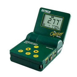 Extech 341350a-p-nist Oyster Ph/condy/tds/orp/salinity Meter W/nist