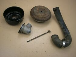 Gravely Model L Walk-behind Tractor 5hp Engine Oil Bath Air Cleaner Assembly