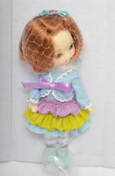 Tonner Wilde Imagination 4 Amelia Thimble On Pins And Needles Bjd Doll