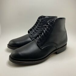 Red Wing Heritage 9436 'williston' Black Featherstone 6 Boots Size 9 D Gro Cord