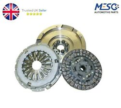 Solid Flywheel Conversion Clutch Kit For Nissan X-trail 2.0dci Fwd 4x4 2007-2013