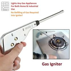 Outdoor Windproof Kitchen Gas Stove Fire Starter Spark Ignition Igniter Lighter