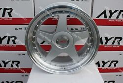 Alloy Wheels 18 04 For Audi A3 S3 A4 S4 Cabriolet B5 B6 B7 B8 B9 5x112 S + Tyre