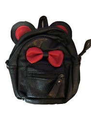 mini backpacks for women leather Mickey Mouse $15.00