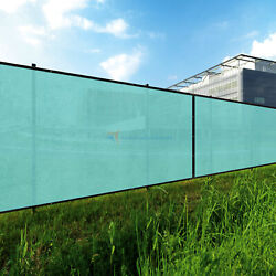 7ft Lake Bluelarge Fence Privacy Screen 95 Blockage Mesh W/gromment