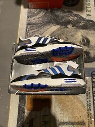 Adidas Nite Jogger Star Wars R2d2 Shoes White Blue Size 5.5y Brand New Fv8041