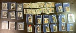 Huge Collection Of 350 Film And Movie Stars Cigarette Tobacco Arcade Cards Lot