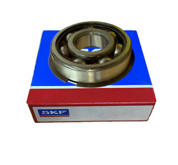 308nr 40x90x23mm Skf Open Deep Groove Ball Bearing With Snap Ring