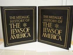 The Medallic History Of Jews Franklin Mint 120 Medals