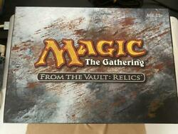 Mtg From The Vault Relics Box