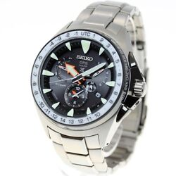 Seiko Prospex Watch Diver Solar Gps Sapphire Glass Sbed003 Men's Made In Japan