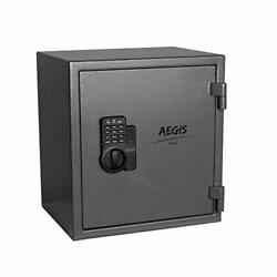 Aegis 1.04 Cu.ft Fireproof Safe Electronic Security Safe Box-safes And Lock Boxe
