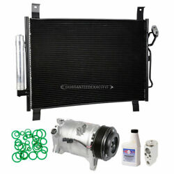 For Nissan Pathfinder And Infiniti Qx60 Oem Ac Compressor W/ A/c Repair Kit Csw