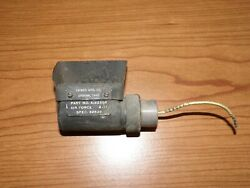 Vintage Military Instrument Panel Lights Grimes A-4255a And More