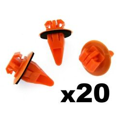 For Toyota Prado Land Cruiser Side Moulding Trim Clips Replacement Durable