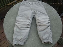New With Tag Gen Iii Primaloft Level 7 Cold Weather Pants 2x Large Regular