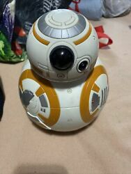 Spin Master Disney Star Wars Bb-8 Fully Interactive Hero Droid Works