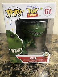 Rex Funko Pop From Disney's Up 171 New Authentic