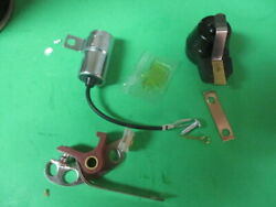 Ford Tractor Tune Up Kit 9n 2n Early 8n Front Mount Distributor