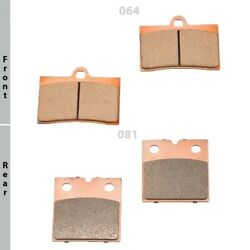 Indian Chief Vintage And03909-13 Brake Pads Goldfren 064s33-x2-081s3