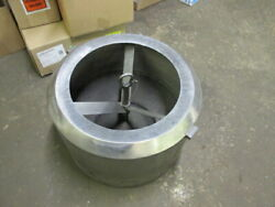 Barrett 402 Parts Tub For 402 Washer Dryer Stainless Steel