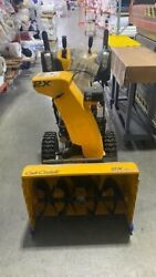 Snow Blower, New, Never Used Cub Cadet 2x Gas Powered With Easy Start