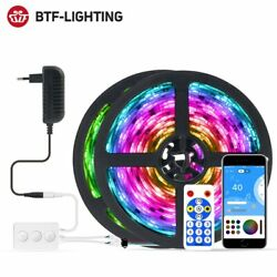 Dreamcolor Led Strips Light Bluetooth Music App Control Rgb Ic Flexible Led