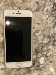 Apple Iphone 8 - 256gb - Gold Unlocked For Worldwide Use Rare To Find.