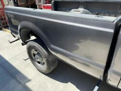 99-07 Ford F350 Super Duty 8and039 Ft Right Side Fender Bed Skin And Floor Cut No Rust