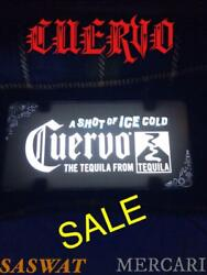 Cuervo Quervo Tequila Neon Sign Sale