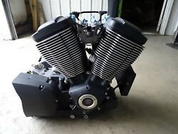 16 Victory Cross Country Motor Engine 6 Speed Transmission 31788 Miles M-2