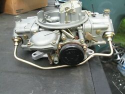 Holley C9af-9510-n 428 Carb 1969 Mustang Cougar 69-70 Shelby 428 Auto 974