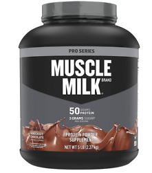 Protein Powder, Post-workout, 50g Protein, Knockout Chocolate, 5 Lb 28 Servings