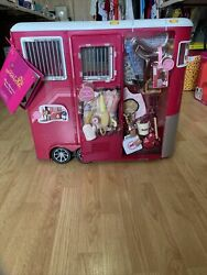 Our Generation Mane Attraction Horse Trailer For 18 Dolls | Brand New