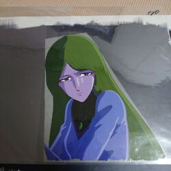 The Real Thing Movie Theatrical Version Arcadia In My Youth Maya Cel Anime