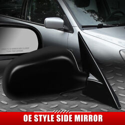 For 97-01 Mitsubishi Mirage Oe Style Manual Adjustment Right Side Door Mirror