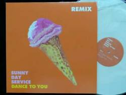 Sunny Day Service Dance To You Remix Analog Records 2lp