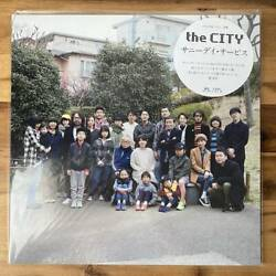 Rose218x Sunny Day Service The City Limited Analog Lp Record Disc Set Unplayed