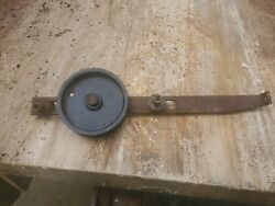 Wheel Horse Tractor 48 Inch Mowing Deck Tension Arm And Pulley
