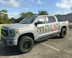 Complete Set Of 27 Ghostbusters Car Magnets Ecto-1a Removable Auto Decal Usa